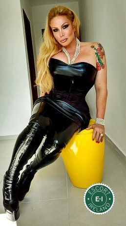 TS Brigitte Von Bombom is a sexy Italian dominatrix in Ennis, Clare