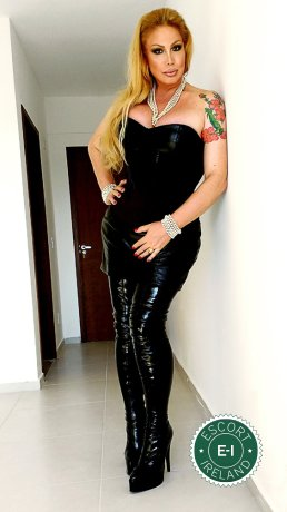 TS Brigitte Von Bombom is a super sexy Italian dominatrix in Ennis, Clare
