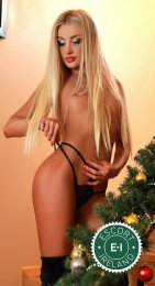 Yazmin is a hot and horny Bulgarian Escort from Belfast City Centre