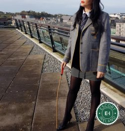 Spend some time with Mistress Carmen in Dublin 1; you won't regret it