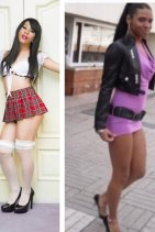 TV Nicole & TV Valeska - escort in Cork City