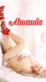 Amanda - escort in Ballsbridge
