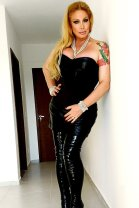 TS Brigitte Von Bombom - transexual dominatrix in Dublin City Centre South