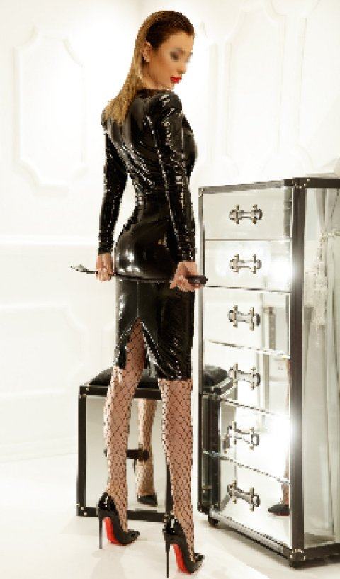 Mistress Anastasia - domination in Sandyford