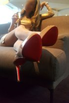 (Irish) Spoilt Princess Grace - female dominatrix in IFSC