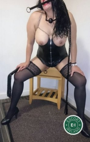 Book a meeting with Samanta Dominatrix in Cork City today
