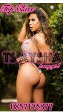 Meet TS Aysha Garbatelli in Santry right now!