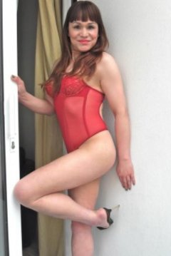 TS Shemale Anjanette - Transexual in Dublin City Centre North