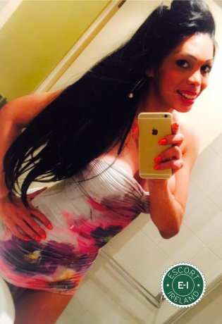 TS Pocahontas is a hot and horny Brazilian escort from Belfast City Centre, Belfast