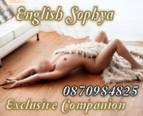 Book a meeting with English Sophya in Ballsbridge today